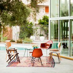 Make Your Backyard Feel Like A Resort - Lonny
