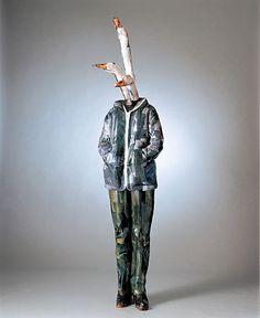 Gwon Osang's work blurs the line between sculpture and photogra