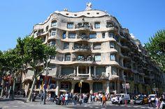 Gaudí's La Pedrera – a building you won't forget