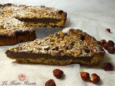 Le nostre Ricette: Crostata alla Nutella con frolla alle nocciole