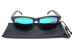 86f8dc42b81 Klean Eyewear Strut Sunglasses Mens Sunglasses With Mirrored Lenses  Comfortable Affordable and Cheap Sunglasses for Men and Women UV400  Protection     For ...