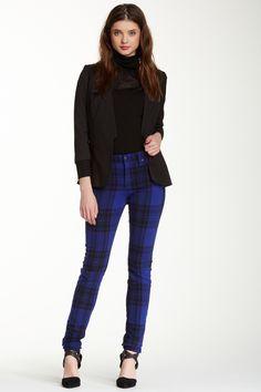 Joe's Jeans | Printed Mid-Rise Skinny Jean | HauteLook