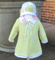 Gorgeous hand knit sweaters #Sweater #BabySweater #Fall #Handknit