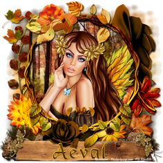 Aeval's Art: CT Tag Showoff for Mystical Autumn by Ginnibug Designz