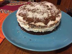 La Cheesecake cocco e Nutella: facile, veloce e gustosa!