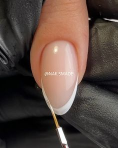 Nail Art Designs Videos, Cute Nail Art Designs, French Nail Designs, Gel Nail Designs, French Nails, Nail Salon Design, Nagellack Design, Nail Effects, Nail Polish Art