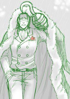 Sir Crocodile ♥  One Piece
