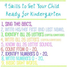 start this at the very beginning! I did this with my son and he knew these and more by kindergarten!