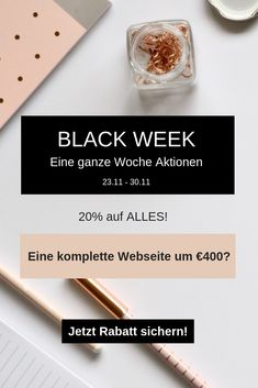 Black week - ID Marketing Black Week, Web Design, Budget Planner, Marketing, Budgeting, Blogging, Website, Things To Do, Tips