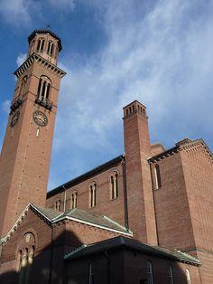 St. Paul Church close to Harvard Square