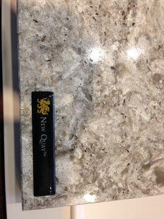 Liked this quartz counter. Cambria New Quay.