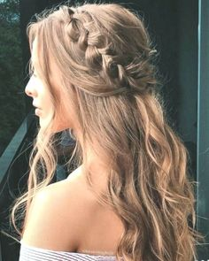 Bridesmaid hair medium length half up simple 29 – www.GasStationMai… – # Bridesmaid hair medium length half up simple 29 – www.GasStationMai… – Lenghts Bridesmaid hair medium length half up simple 29 –. Bridesmaid Hair Medium Length Half Up, Bridesmaid Hair Down, Prom Hair Medium, Medium Hair Styles, Natural Hair Styles, Long Hair, Bridesmaid Duties, Bridesmaid Dresses, Bridesmaid Makeup