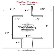 Stamping Inspiration: FUN & FANCY FOLDS #2, FLIP-FLOP...