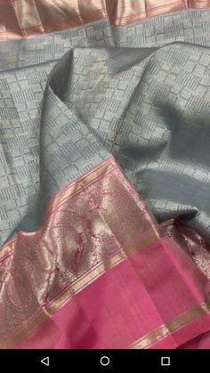 Kanakavalli Sarees, Kanjipuram Saree, Kanjivaram Sarees Silk, Indian Silk Sarees, Organza Saree, Pure Silk Sarees, Simple Blouse Designs, Silk Saree Blouse Designs, Tunics
