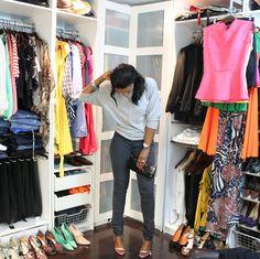 Beaute' J'adore: Closet