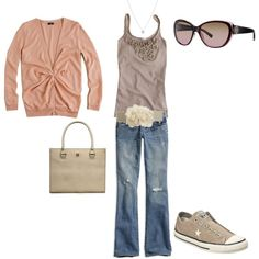 Outfit Of The Day 3/31, created by musthavejcrew.polyvore.com