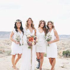 White Floral Crowns White Floral Crowns, White Flower Crown, Bridesmaid Flowers, Wedding Bridesmaids, Wedding Dresses, Wedding Flowers, Nautical Wedding Theme, Boho Wedding, Dream Wedding