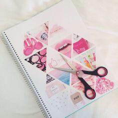 DIY Tumblr Notebook