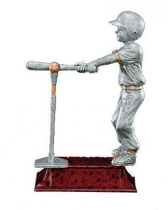 Elite Series T-Ball #Trophy #t-ball #award #kids #sport