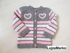 Kabátik plný nehy / LujzaMarko - SAShE.sk - Handmade Detské oblečenie