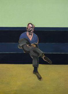Francis Bacon: Portrait of P.L. (1962)