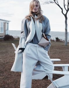 #ToniGarrn by #BennyHorne for #VogueUkraine January 2014