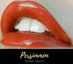 Persimmon LipSense $25 #lipsense #longlastinglipstick #senegence #joinmyteam #royalkisses