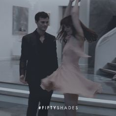 A great date should leave you spinning. | Fifty Shades of Grey | In Theaters Valentine's Day