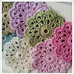Luty Artes Crochet: porta copos com gráficos