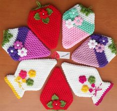 Diy And Crafts, Paper Crafts, Amigurumi, Flowers, Tricot, Creative, Patterns, Archive, Tissue Paper Crafts