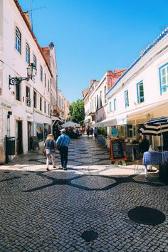 The Beautiful Seaside Town Of Cascais In Portugal... (43)