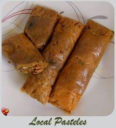 Delicious Pasteles recipe. A local style Puerto Rican favorite. Get more island style recipes here.  Porto Rico Diet  Accedi al nostro sito Ulteriori informazioni  https://storelatina.com/puertorico/blog  #ਪੋਰਟੋ #प्योर्टो #ಪೋರ್ಟೊ #placestoknow