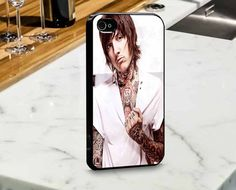 Bring Me The Horizon Oliver Sykes for iPhone and by mulailagi