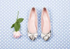 Bridal ballet flats for your wedding day