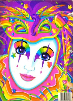 Lisa Frank Drawings
