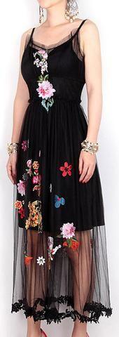 Asymmetrical Floral Print Silk Shirt Dress