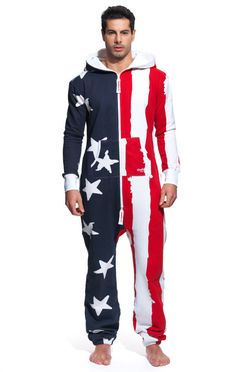 The OnePiece USA Onesie is very popular design with men 245b3c0aa