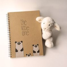 Panda - Baby Memory Book Photo Album