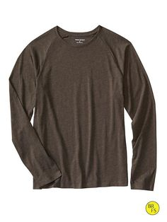 Factory Fitted Crew-Neck Tee