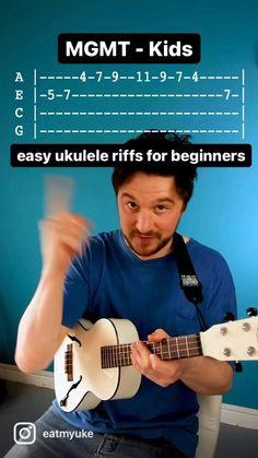 Ukulele Songs Popular, Easy Ukelele Songs, Ukulele Tabs Songs, Ukulele Fingerpicking Songs, Ukulele Songs Beginner, Guitar Chords For Songs, Ukulele Songs, Guitar Notes, Learning Music
