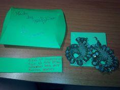 tessitura di perline su schema di graziella malara