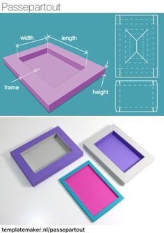 Workspace Webmail :: Mail Index :: Inbox Diy Gift Box, Diy Box, Diy Gifts, Cardboard Crafts, Paper Crafts, Cardboard Picture Frames, Paper Box Template, Box Patterns, Shadow Box Frames