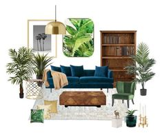Colonial new style by anastroe on Polyvore featuring interior, interiors, interior design, hogar, home decor, interior decorating, John-Richard, Vance, Menu and Nude