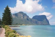 The perfect sub-tropical paradise that is Lord Howe Island, New South Wales, #Australia