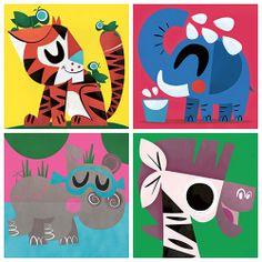 Animals - pintachan