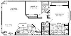 house plans 1200 to 1400 square feet   The TNR • Model TNR-5521B