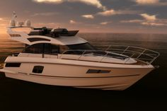 New 40 Fly - Grandezza - News and press releases