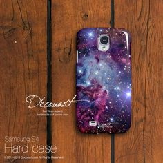 Nebula Samsung galaxy S3 case Samsung galaxy S4 case by Decouart, $24.99