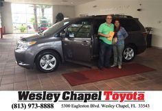 https://flic.kr/p/LYuQru | #HappyBirthday to Ramon from Yuri Acosta at Wesley Chapel Toyota! | deliverymaxx.com/DealerReviews.aspx?DealerCode=NHPF
