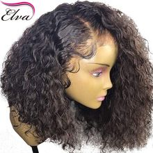 Get HumanHair Products At Cheap Prices  US $91.57     Wholesale Priced Wigs, Extensions, And Bundles!     FREE Shipping Worldwide     Buy one here---> http://humanhairemporium.com/products/elva-hair-curly-360-lace-frontal-wig-pre-plucked-hairline-short-human-hair-bob-wigs-for-black-women-brazilian-remy-hair-lace-wig/  #blondewigs